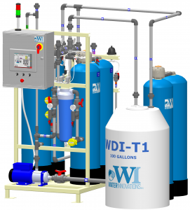 deionization system WDI 15 Elite