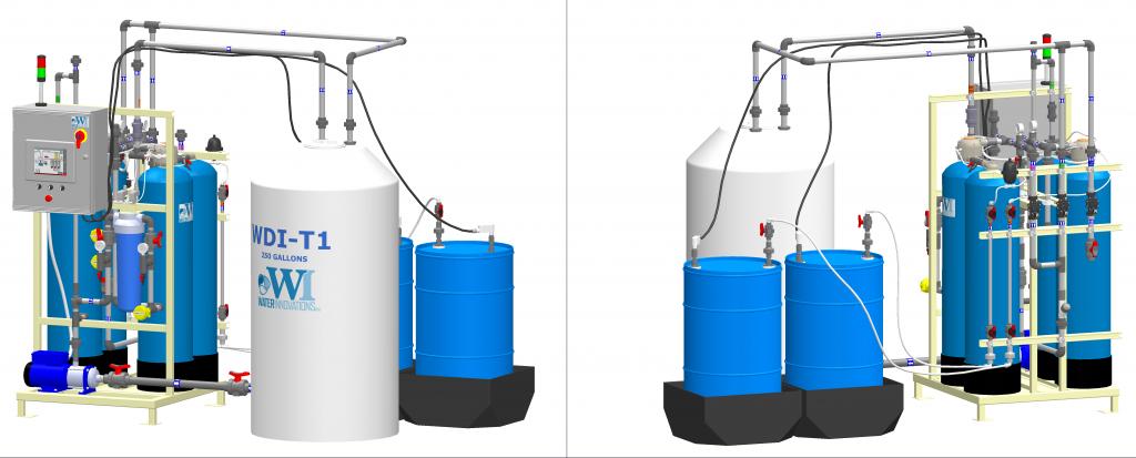 deionized-water-system