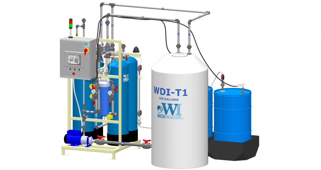 Deionized Water