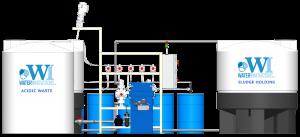 Batch Waste Treatment System