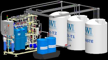 DI Water recyclinjg