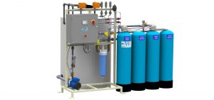 Deionized Water In-a-Box System